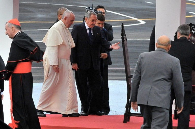(GONZO GONZALEZ / AFP)