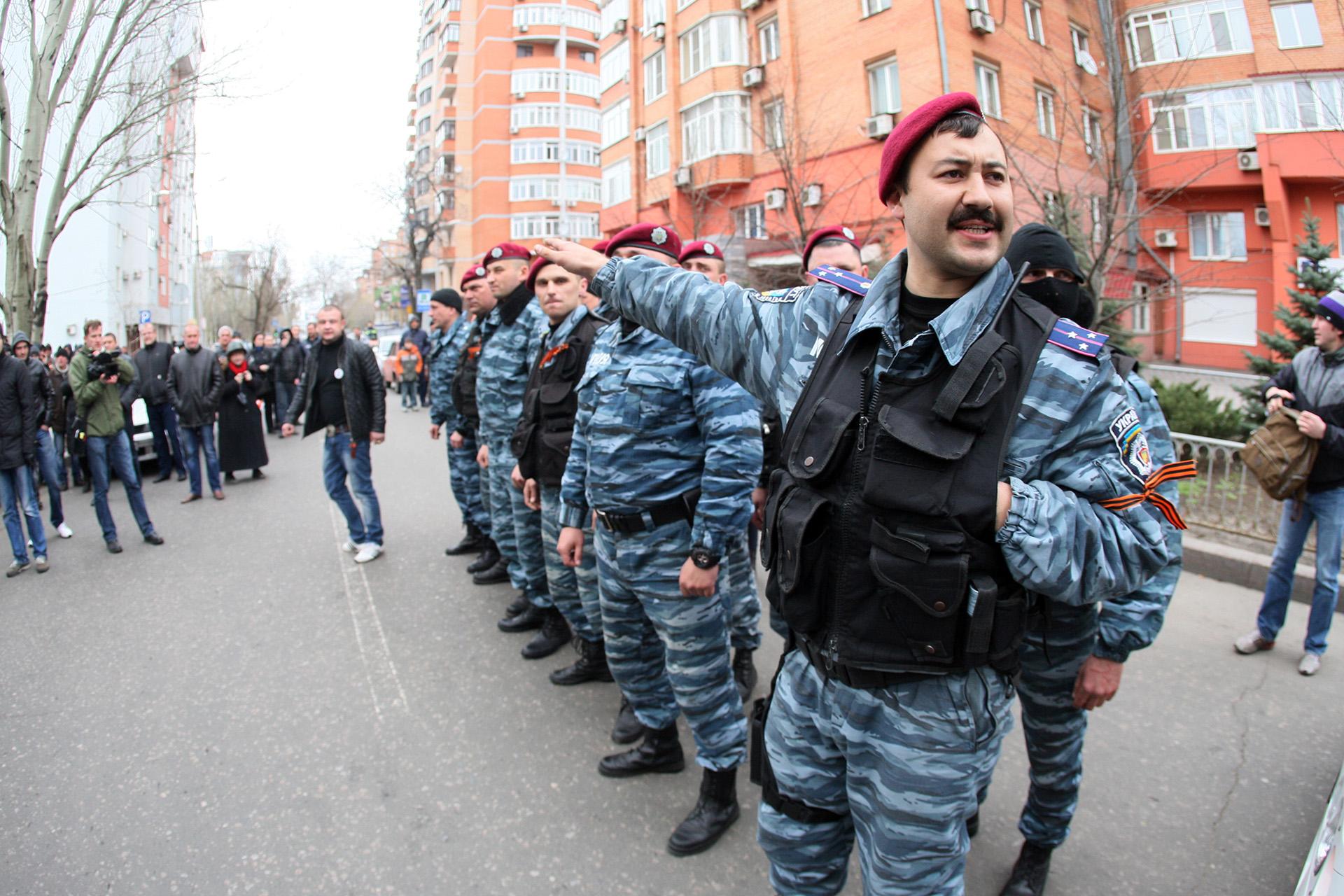 фото луганского беркута