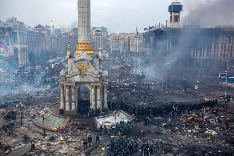 Külügyek randi Ukrajna