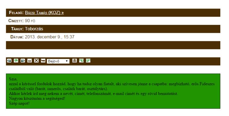 LEVÉL BT 2013. 12. 09.
