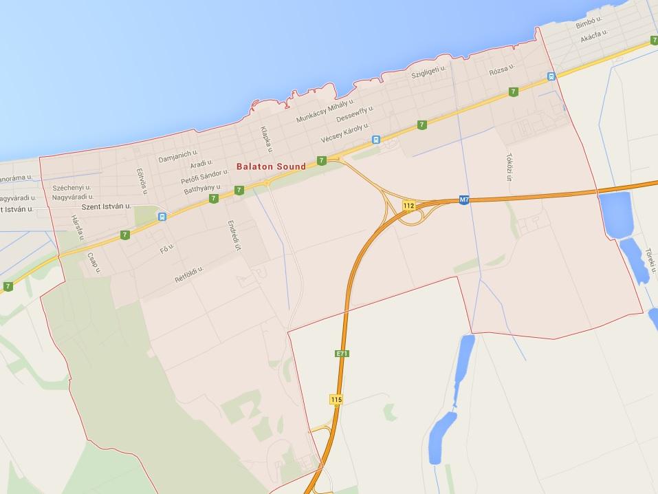 A Google Atnevezte Zamardit Balaton Soundra 444