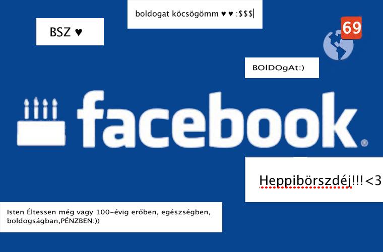 boldog szülinapot facebook Így kívánjon boldog születésnapot a Facebookon!   444 boldog szülinapot facebook