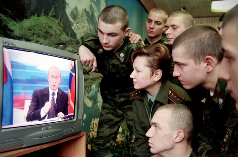 Fotó: Alekszej Kozlov / AFP