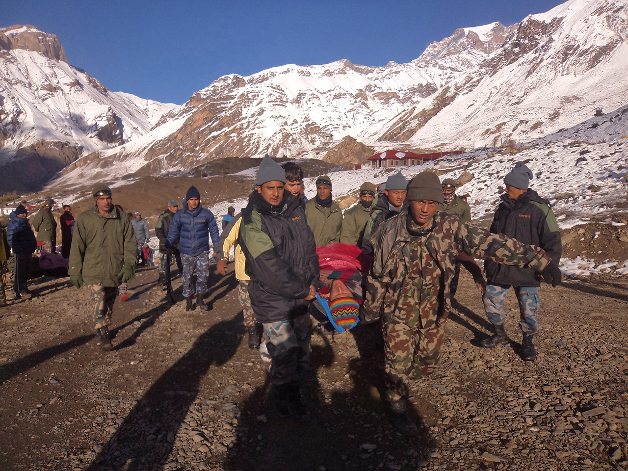 NEPAL-HIMALAYAS-ACCIDENT-MOUNTAINEERING