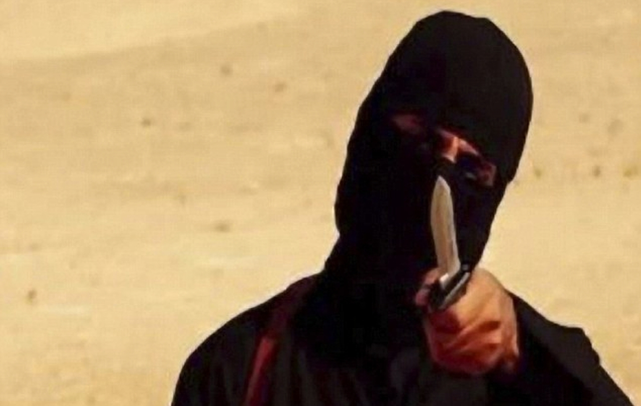 JIHADI JOHN IDENTIFIED AS LONDONER