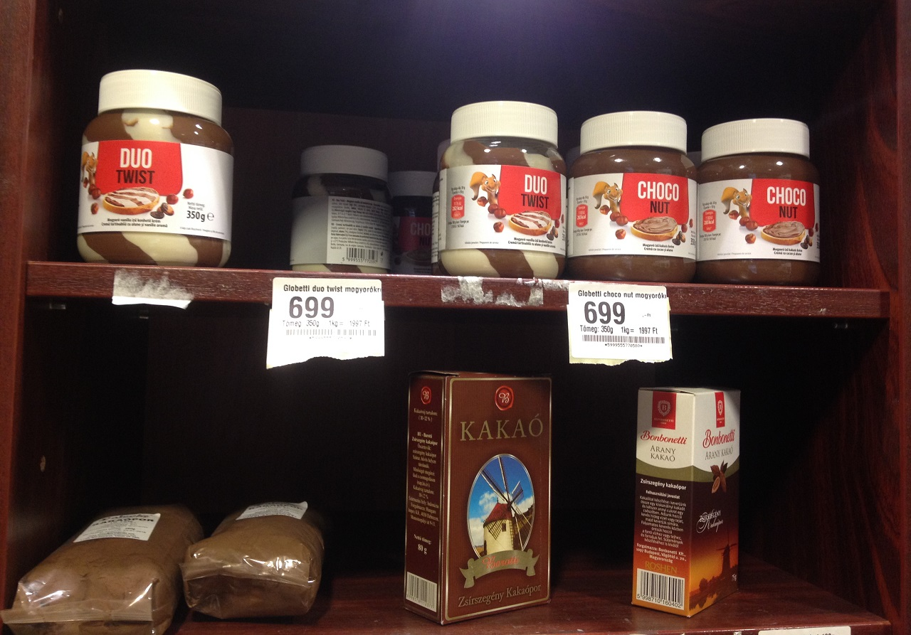 nutellás képek Kezdődhet a pánik: Nutella para van Magyarországon!!!   444 nutellás képek