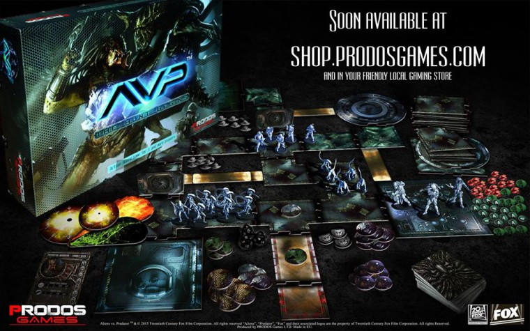 AvP-Board-Game