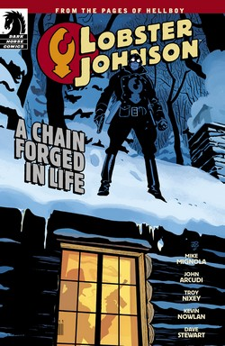 Lobster Johnson - A Chain Forged in Life One-Shot-001