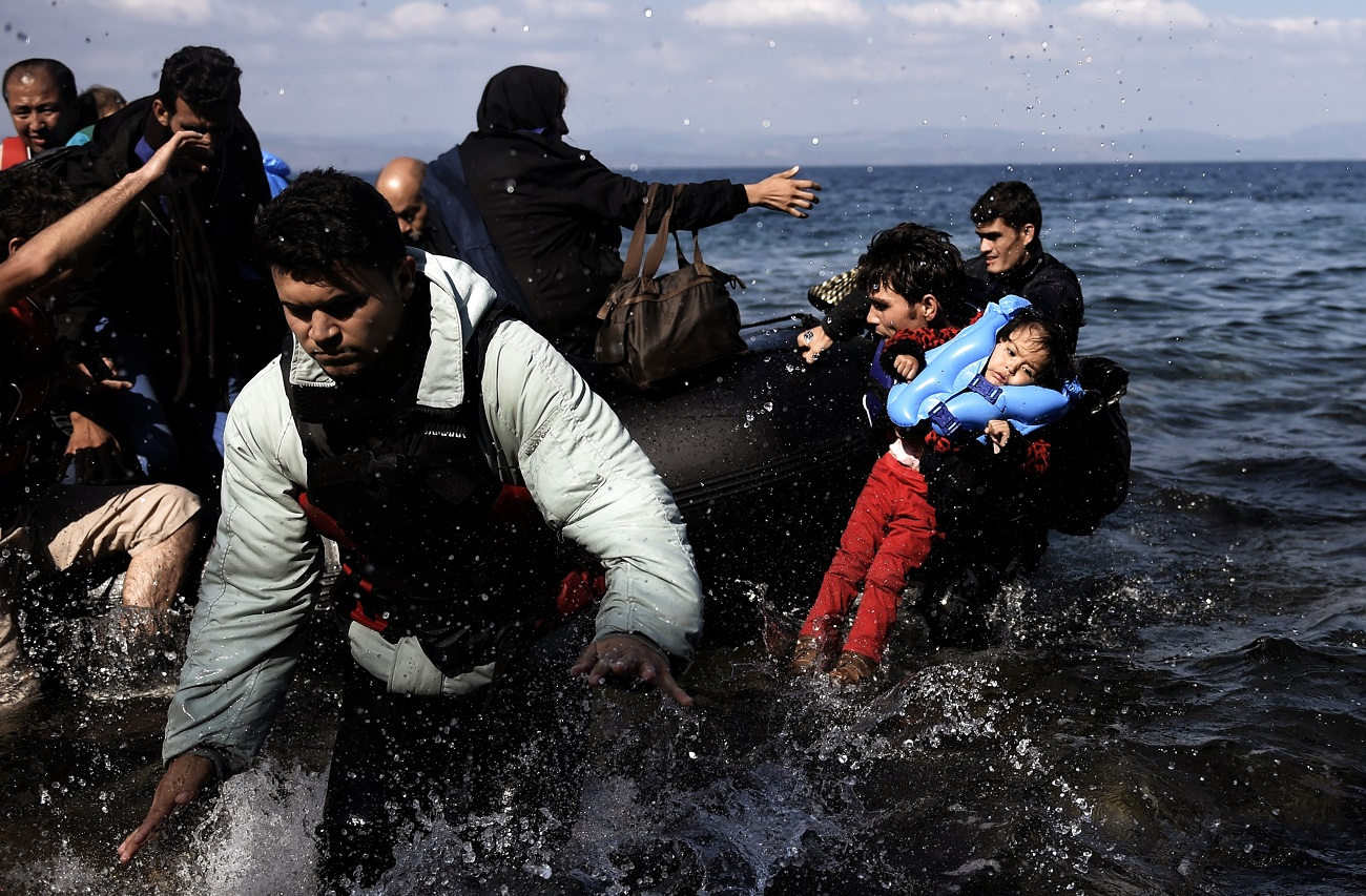 GREECE-EUROPE-MIGRANTS